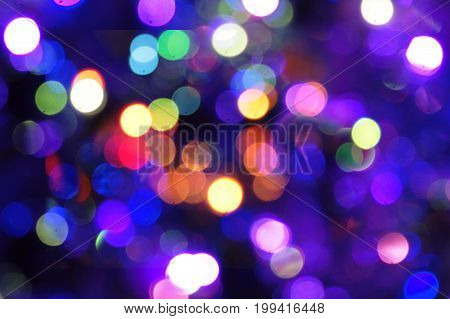 Christmas Color Background