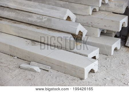 Cement industry architecture eyebrows statueStucco Cornice Concrete