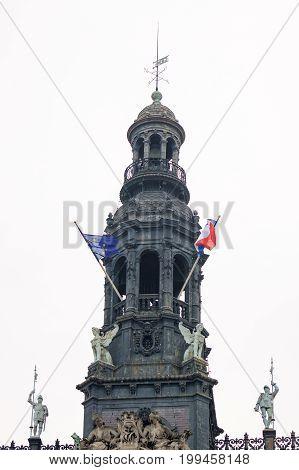 Tower On Hotel De Ville