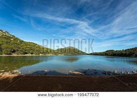 Nature Park Telascica, Croatia