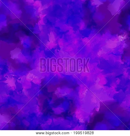 Violet Watercolor Texture Background. Admirable Abstract Violet Watercolor Texture Pattern. Expressi