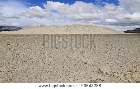 Eureka Valley Sand Dunes in Death Valley National Park California