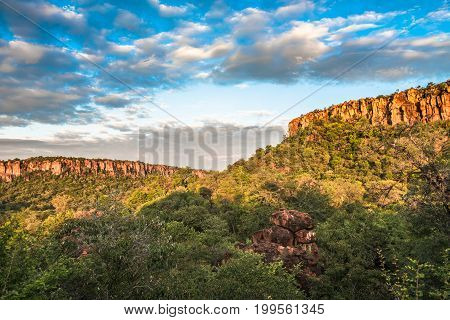 Waterberg Plateau And The National Park, Namibia