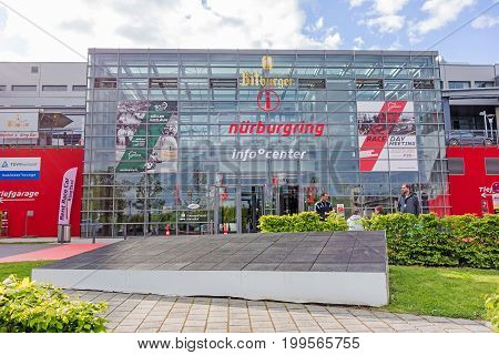 Race Track Nurburgring - Info Center