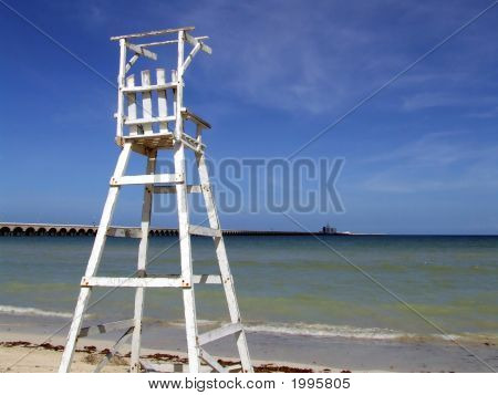 Lifeguard'S Chair