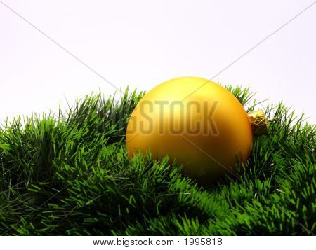 Gold Ball