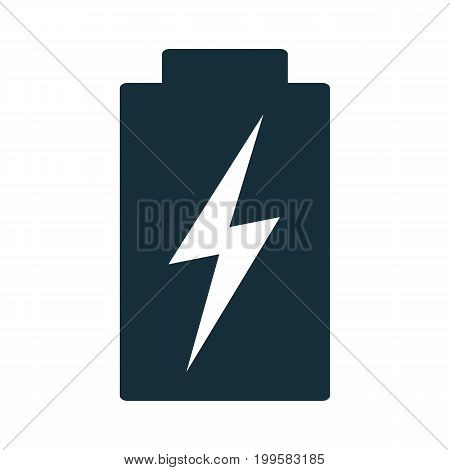Battery Charging Black