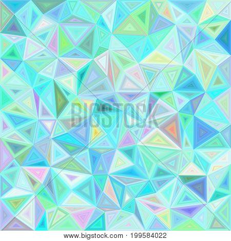 Light irregular triangle mosaic tile background design
