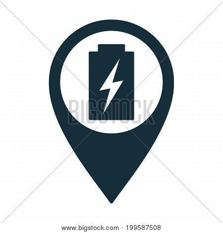 Charging Battery Point Pin