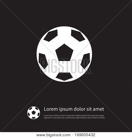 League Vector Element Can Be Used For League, Match, Offside Design Concept.  Isolated Offside Icon.