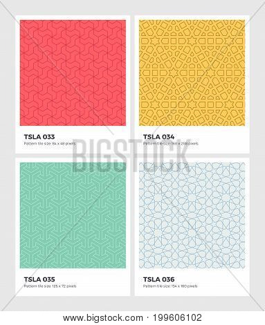 Tessellation-seamless-pattern-geometry-background-vector-texture-09