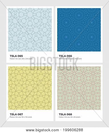 Tessellation-seamless-pattern-geometry-background-vector-texture-17