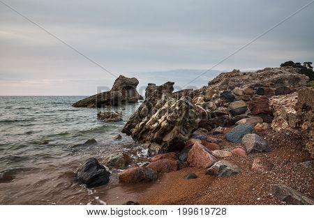 Demolished Military Forts In Liepaja, Latvia