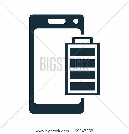 Mobile Battery Full