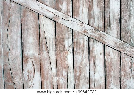 Texture of old wooden boards of grey color