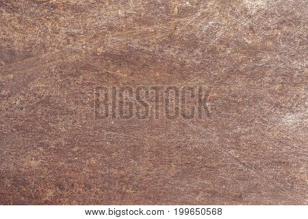 Red metal plate rust abstract old metallic background