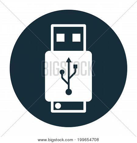 Usb Flash Drive Transparent Icon