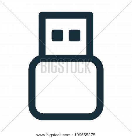 Usb Flash Icon