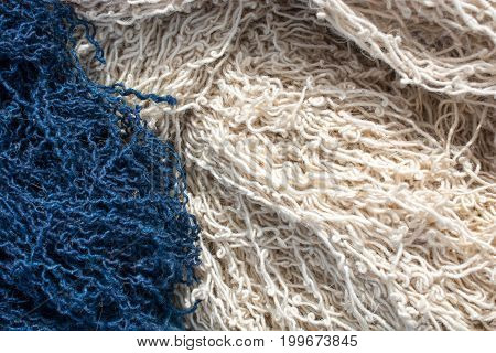 Natural Wool Thread Dyeing In Pots