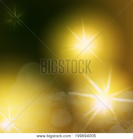 Abstract background with bright glimpses for design work.