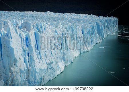Glacier Perito Moreno, National Park Los Glaciares, Patagonia, Argentina