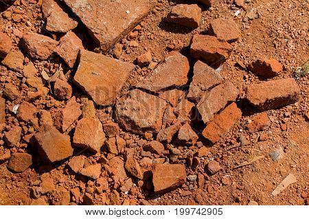 Stone Background With Certain Texture Pattern