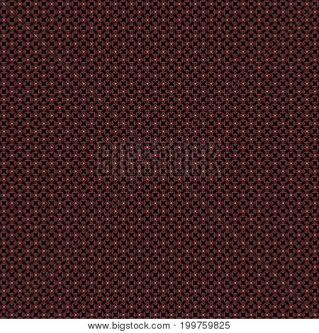 Seamless Abstract Grunge Red Texture Fractal Patterns
