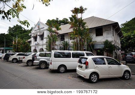 Sabah Tourism Board Buiding