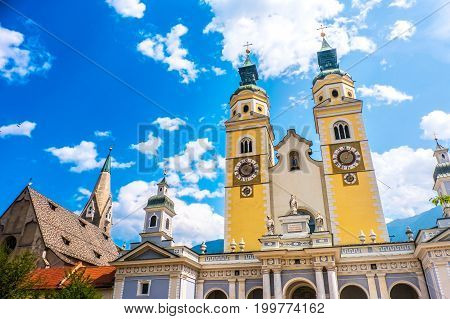 brixen cathedral - Trentino Alto Adige - Italy