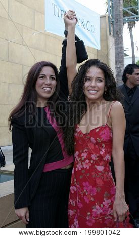 Ana Claudia Talancon at the 8th Los Angeles Latino International Film Festival held at the Egyptian Theater in Hollywood, USA on July 16, 2004.