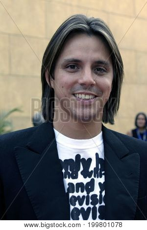 Enrique Sapene at the 8th Los Angeles Latino International Film Festival held at the Egyptian Theater in Hollywood, USA on July 16, 2004.