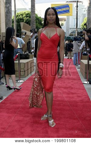 Lea Chatman at the 8th Los Angeles Latino International Film Festival held at the Egyptian Theater in Hollywood, USA on July 16, 2004.