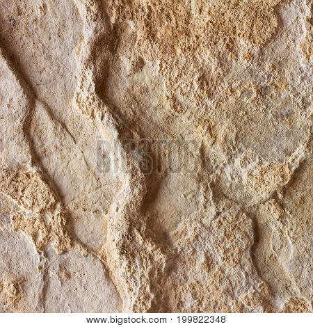 Light brown stone background texture limestone flagstone
