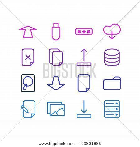 Editable Pack Datacenter Vector Photo Bigstock