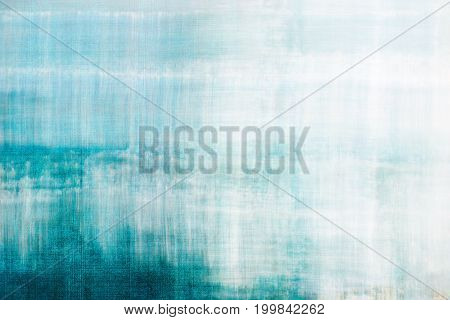 An old cloth background with added abstract textures and grunge patterns.