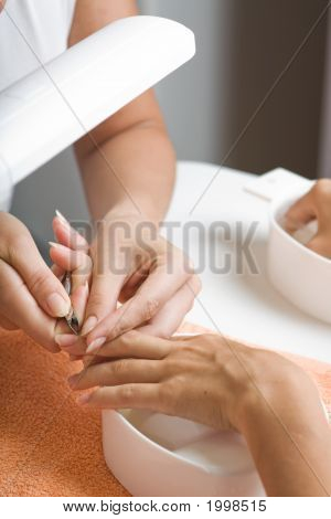 Cutting Cuticle