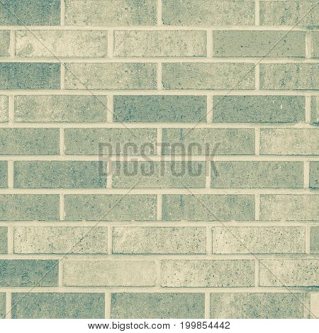 Stone block wall pattern and background