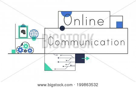 Global Technology Social Media Network