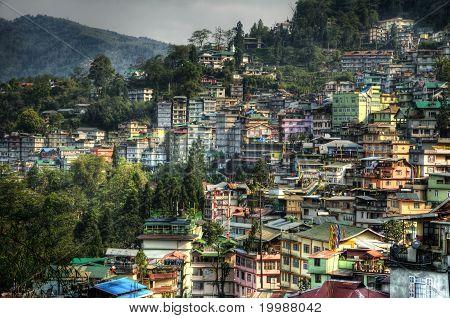 City Of Gangtok
