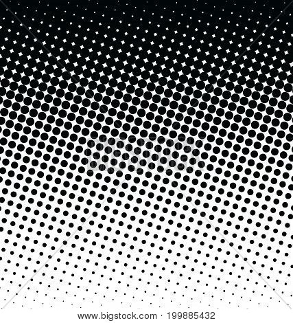 Abstract Dotted Vector Background Halftone Effect 1.eps
