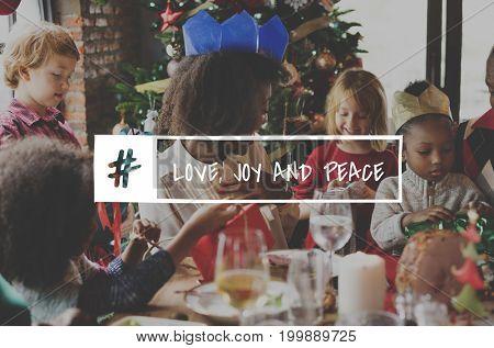 Christmas Warmth Cherish Moments Family
