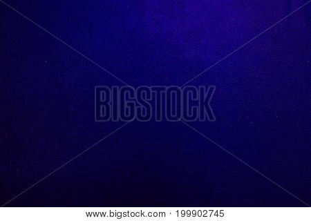 Background of a painted dark blue iron metal sheet iron texture