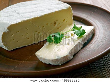 Round Brie Cheese