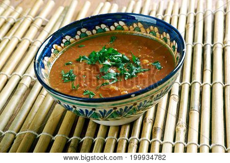 Indian Curry Dish