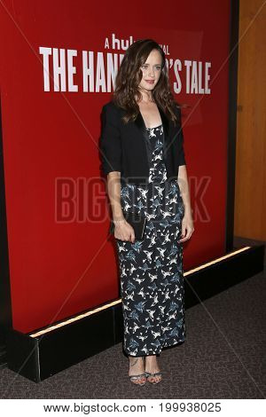LOS ANGELES - AUG 14:  Alexis Bledel at the FYC Event For Hulu's