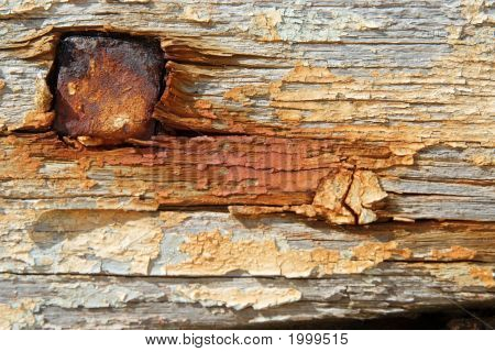 Wreck Detail