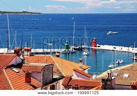 Piran Resort in Slovenia, Europe