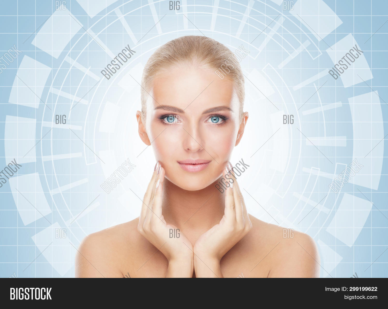Portrait Beautiful Image & Photo (Free Trial) | Bigstock