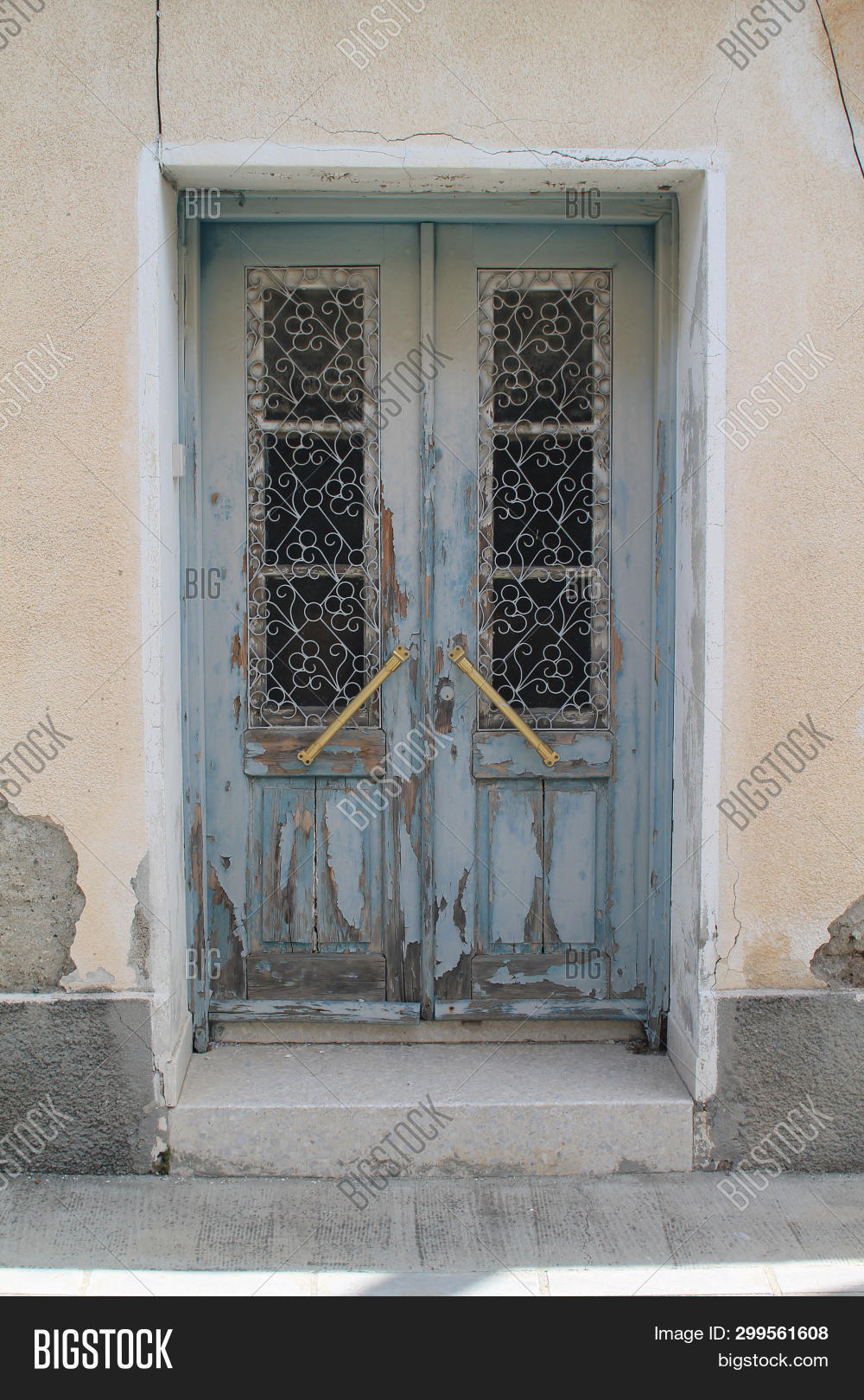 Shabby Old Fasioned Image Photo Free Trial Bigstock