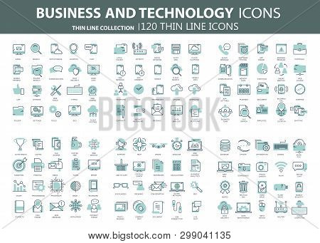 Business And Marketing, Programming, Data Management, Internet Connection, Social Network, Computing